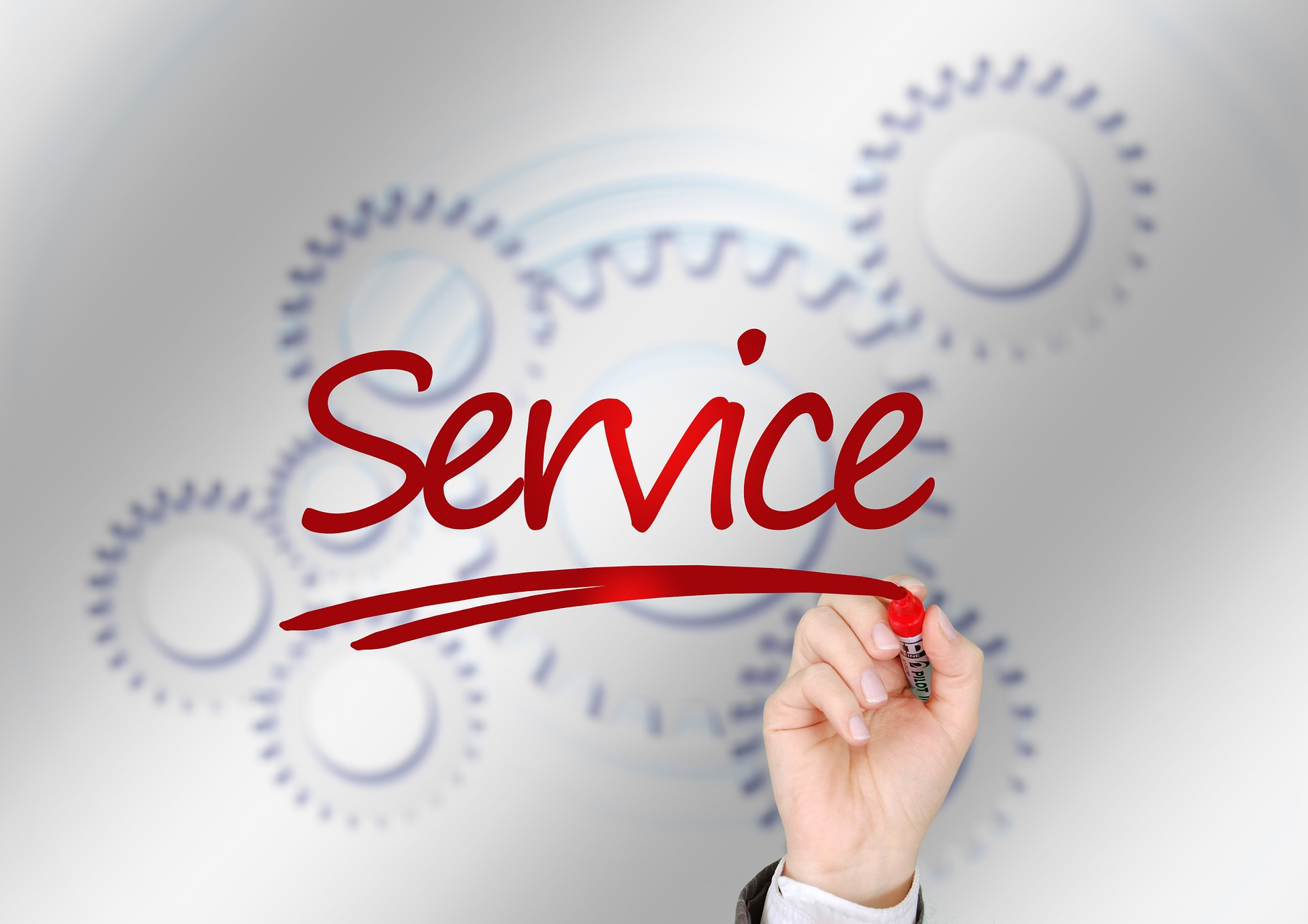 Success is Rooted in Service: How's Yours?