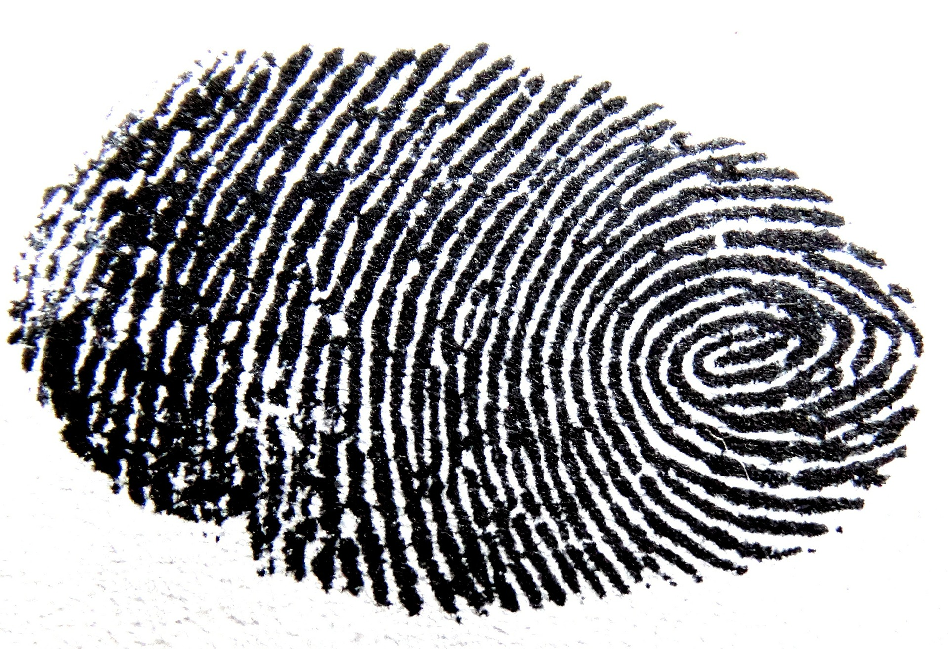 Be As Unique As Your Fingerprint