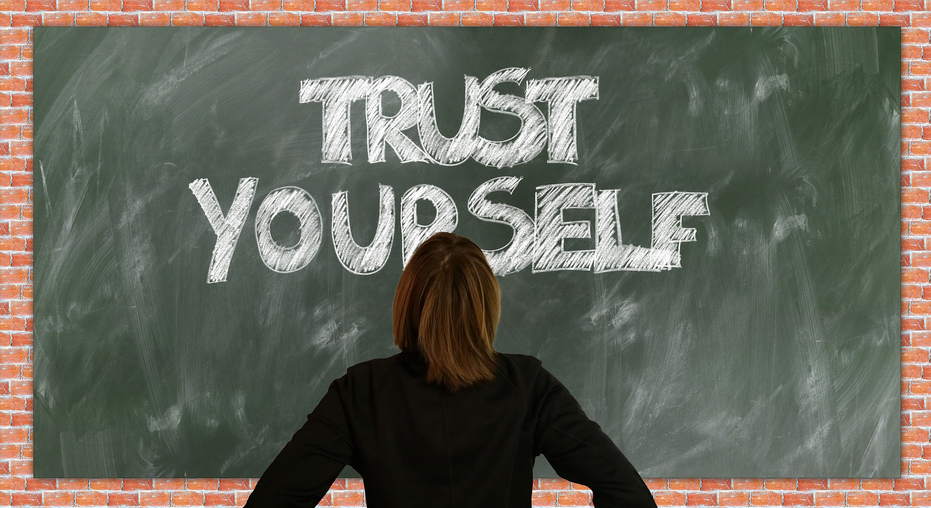 Trust Starts With You