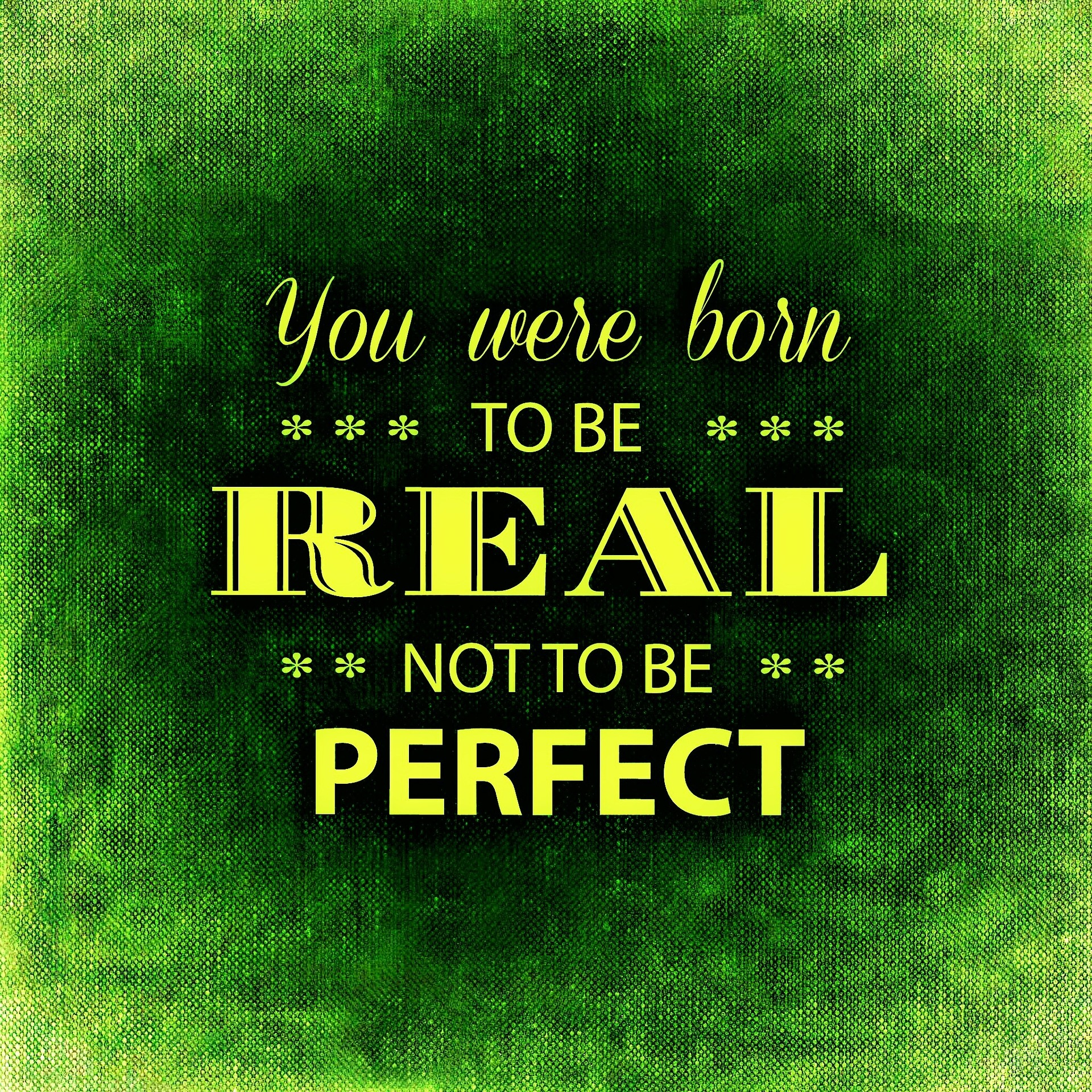 What's Your Communication Goal: Perfect or Real?