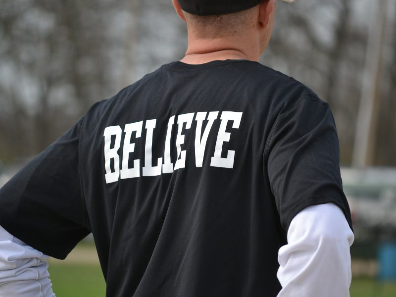 Belief Starts with You