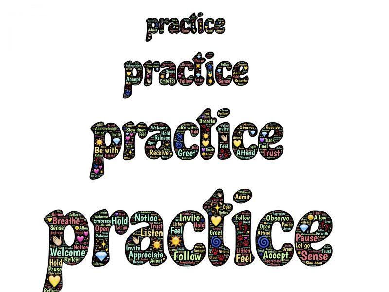 Do I really need to rehearse?