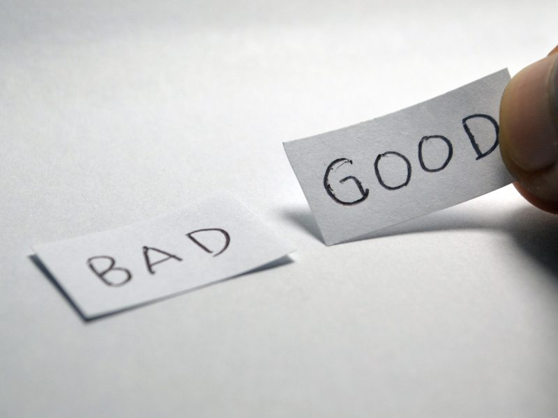 Bad vs. Good Communication