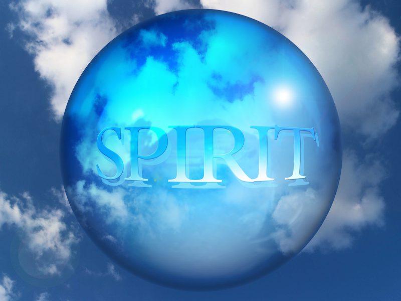 From holiday spirit to speech spirit